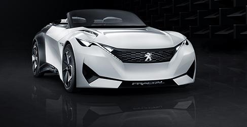 Peugeot Fractal. Una visión de futuro para aplicar al presente