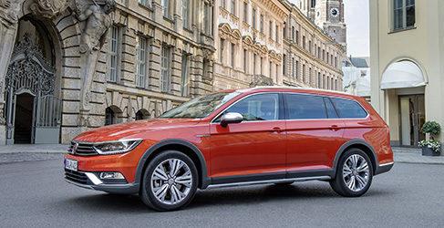"""Una berlina """"campera"""", el nuevo Volkswagen Passat Alltrack"""