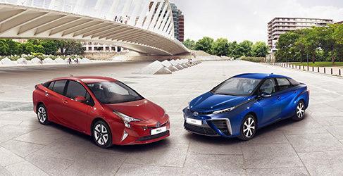 Toyota presenta la cuarta generación de Prius