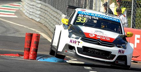 Citroën Racing explora nuevo terreno en Motegi