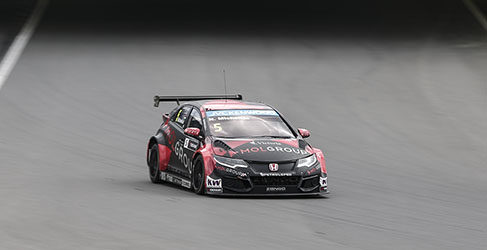 Norbert Michelisz WTCC Motegi 2015