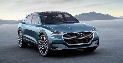 Audi desvela el e-tron quattro concept
