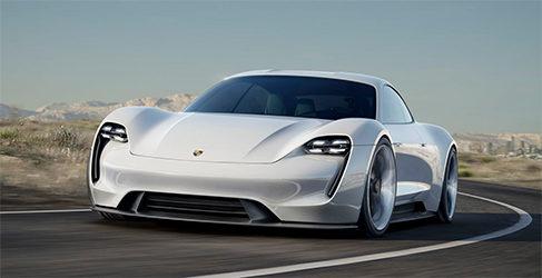 Desveladas las características del Porsche Mission E