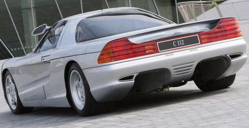 Mercedes-Benz desarrolla un superdeportivo V12 híbrido