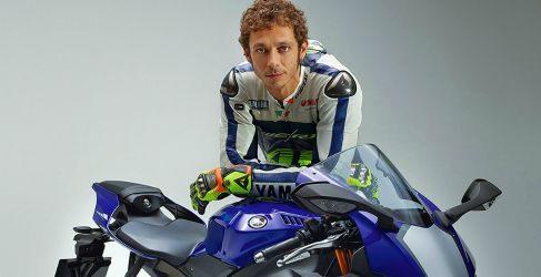 Valentino Rossi podría ser el probador de la Yamaha de Superbikes