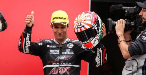 Johann Zarco puede ser campeón en Motorland si...