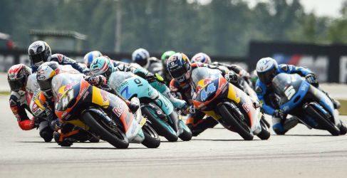 Bastianini, el más rápido en los FP de Moto3 en Motorland