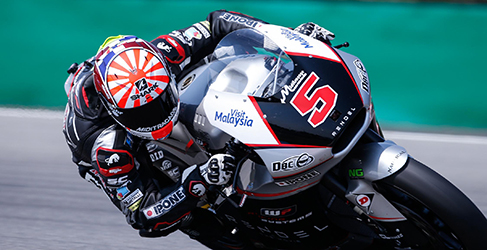 Rabat dispuesto a retrasar el título de Zarco en Moto2
