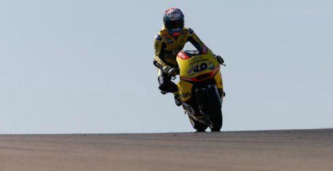 Tito Rabat consigue la pole position en Motorland