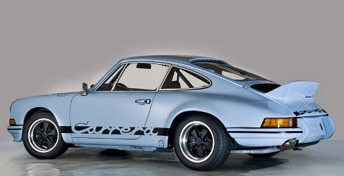 Fantástica colección de Porsche 911 RS en vídeo
