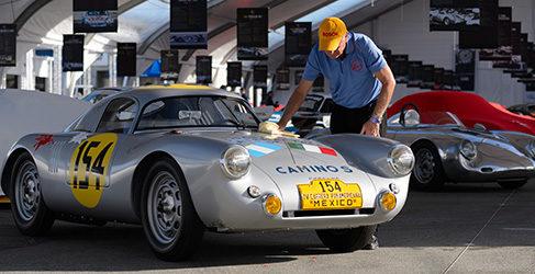 Rennsport Reunion V: Los Porsche se reúnen en Laguna Seca