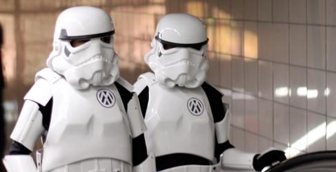 Spot de Greenpeace sobre Volkswagen y las emisiones