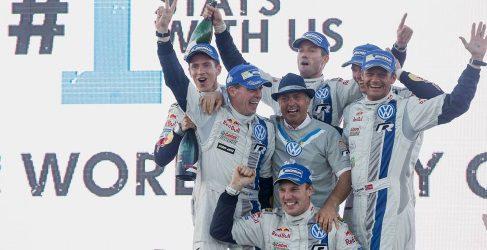Volkswagen Motorsport se salva del drama
