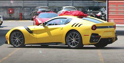 Todos los datos conocidos del nuevo Ferrari F12 GTO
