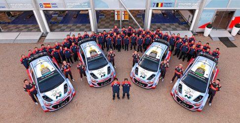 La decepción de Hyundai con el i20 WRC