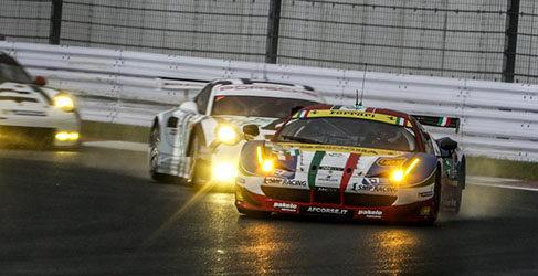 Doblete de Porsche en unas excitantes 6 Horas de Fuji