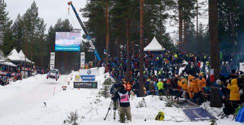 El Rally de Suecia vuelve a colarse en Noruega