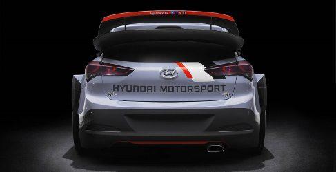 Hyundai Motorsport trabaja en el R5