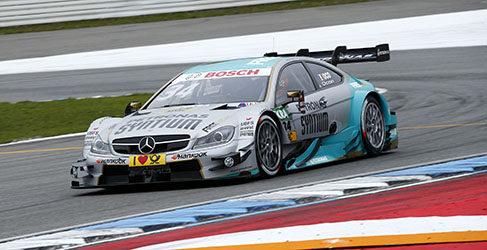 Di Resta lidera el FP2 por delante de Audi