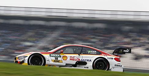 Triplete de Audi en la última carrera y BMW campeón de marcas