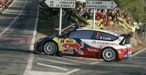 El Rally de España tiene acento francés