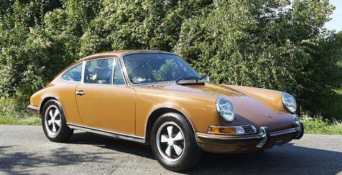 Otro Porsche 911 T de Steve McQueen a subasta en Christie's