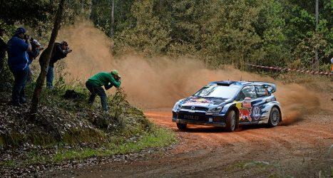 Los pilotos del WRC en pie de guerra