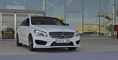 Prueba - Mercedes-Benz CLA Shooting Brake CDI 220 (III)