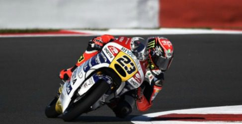 Niccoló Antonelli consigue la pole position en Sepang