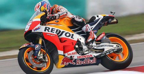 Victoria de Pedrosa en la tangana entre Rossi y Márquez