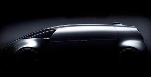 Nuevo prototipo Mercedes-Benz de conducción autónoma