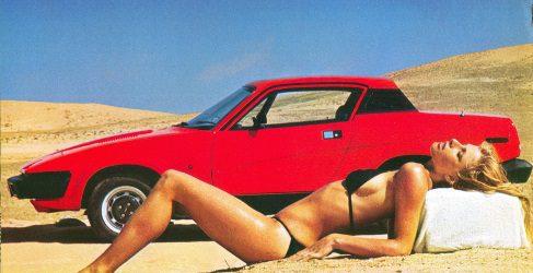 Triumph TR7 (1975-1981) historia del último deportivo de la marca
