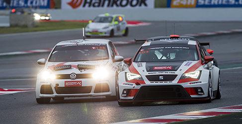 Las 24H Series introducirán una clase para los coches TCR