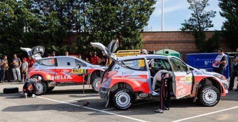 El accidente de Neuville añade presión a Paddon