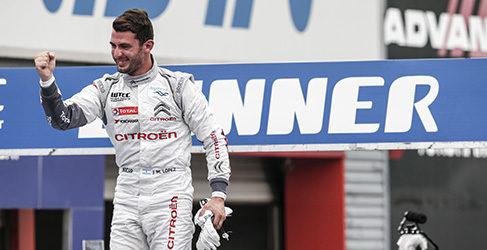 Pechito López gana y es el campeón de pilotos del WTCC