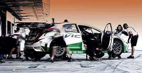 Tiago Monteiro pierde su victoria en Buriram