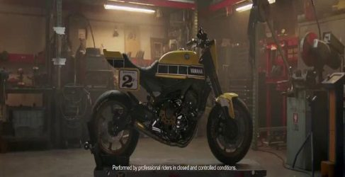 Nueva Yamaha MT09 Faster Sons por Roland Sans