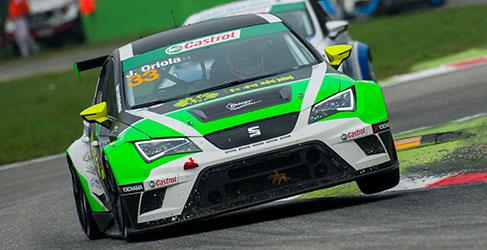 Jordi Oriola competirá en la carrera de las TCR en Macao