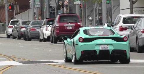 El Ferrari 458 Speciale más estridente está en EEUU