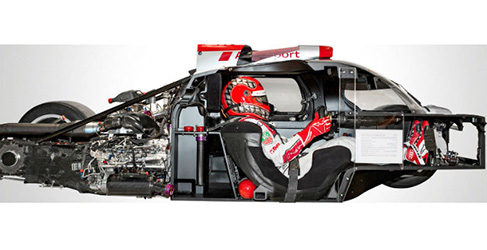 ACO introducirá nuevas reglas para los habitáculos de LMP1 en 2017