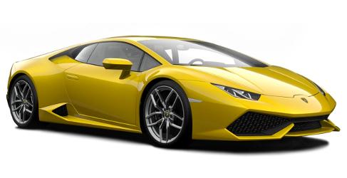 Lamborghini Huracán tracción trasera para el Salón Los Ángeles 2015