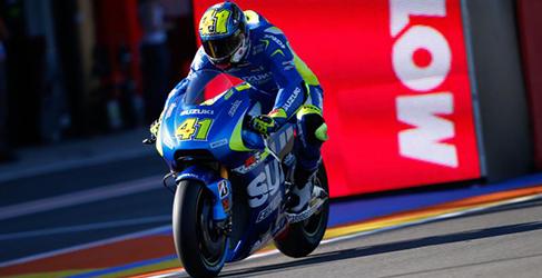 Lorenzo vuela en Valencia y consigue su pole más importante