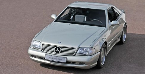 Mercedes-Benz pone a la venta parte de su colección