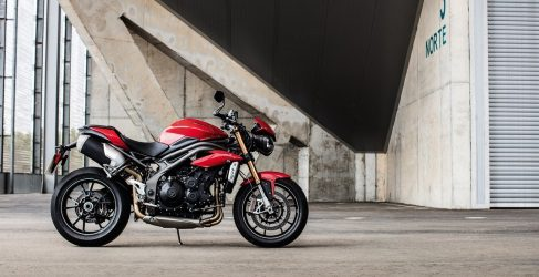 Nuevas Triumph Speed Triple S y Speed Triple R