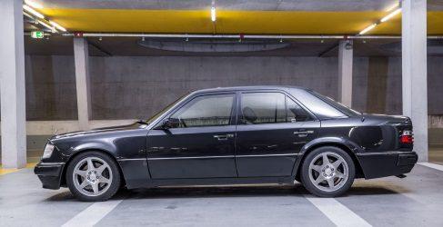 Uno de doce: Mercedes-Benz E60 AMG Limited