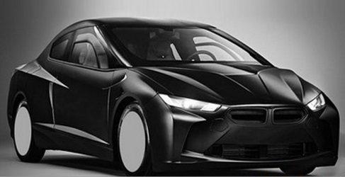 El misterioso prototipo BMW es un híbrido súper eficiente