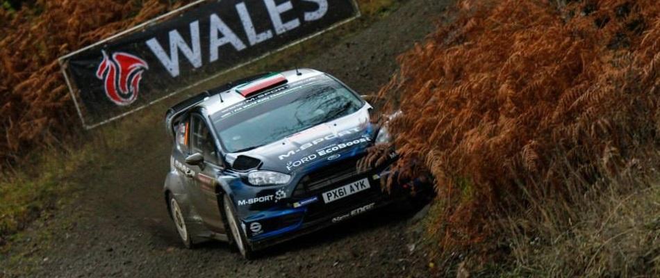 Comienza la última prueba del WRC