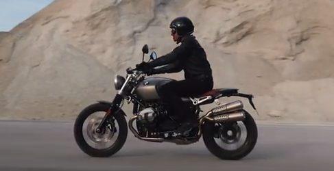 BMW Motorrad revela su nueva Scrambler en vídeo