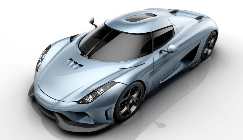 Espectacular sistema Autoskin del Koenigsegg Regera