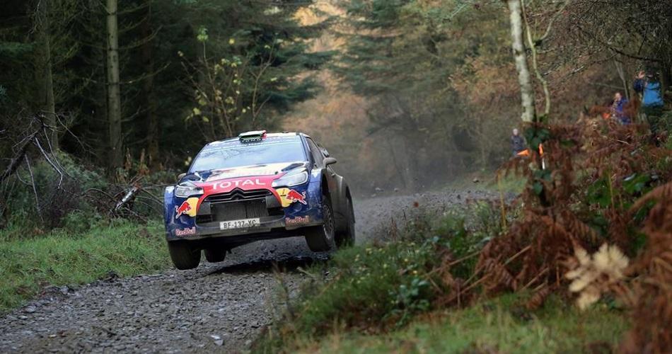 DS3 WRC, Citroën